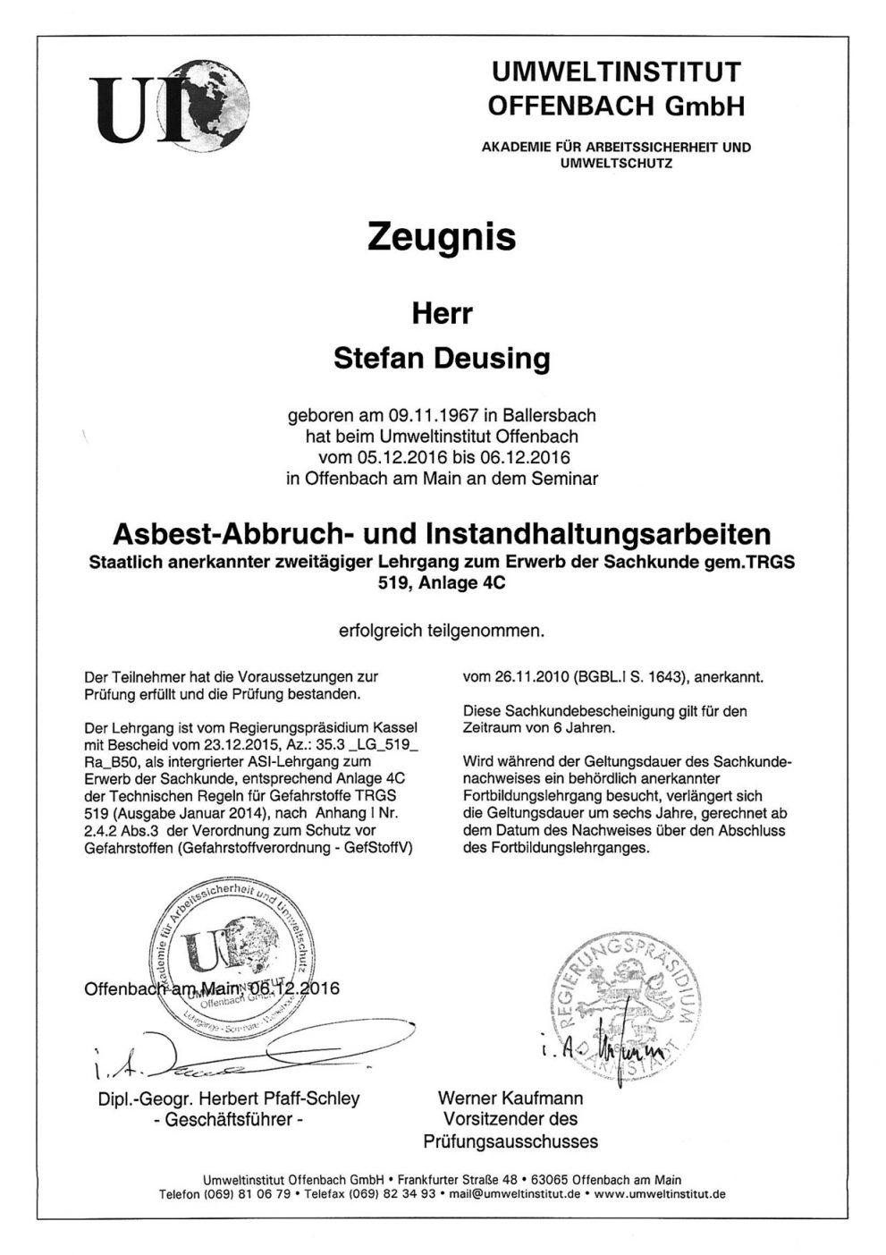 zeugnis-asbest-abbruch-und-instandhaltungsarbeiten-seminar